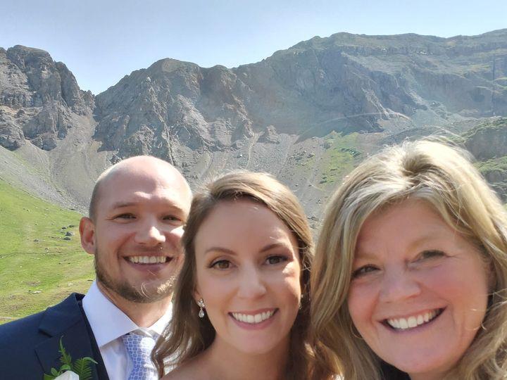 Tmx Telluride Selfie 51 726111 160384465854095 Vail, CO wedding officiant