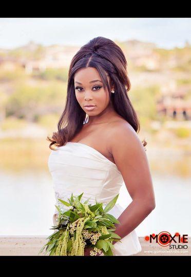 Bridal Hair+Makeup
