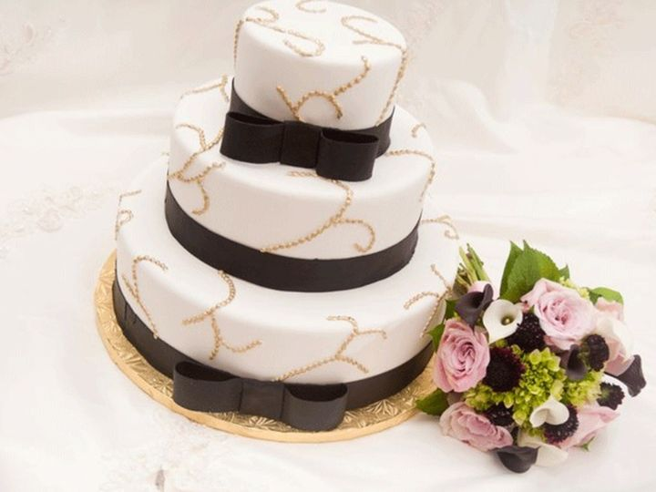 Tmx 1366916429216 Untitled Moultonborough wedding cake