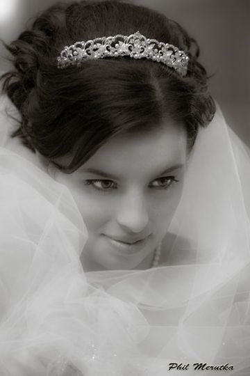 Bride's Portait