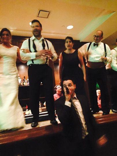 Teddy mccarthy wedding