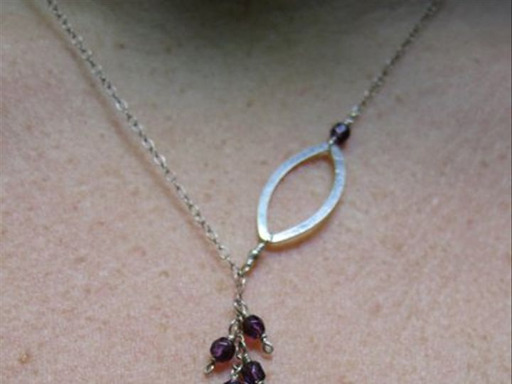 Tmx 1276381953484 Purplejasper2 Northport wedding jewelry