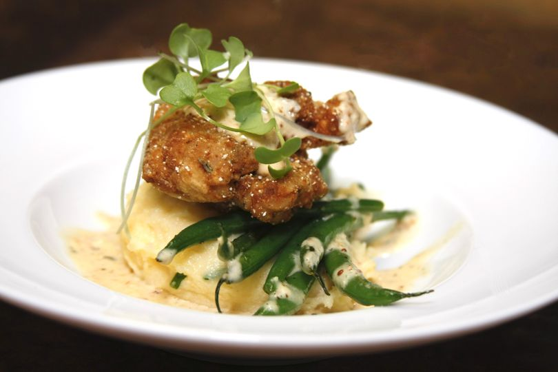 buttermilk fried quail breast 1