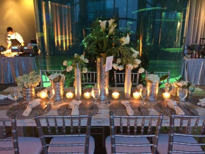 Tmx 1460390667154 Fox Events Aquarium Wedding 2 Charleston wedding catering