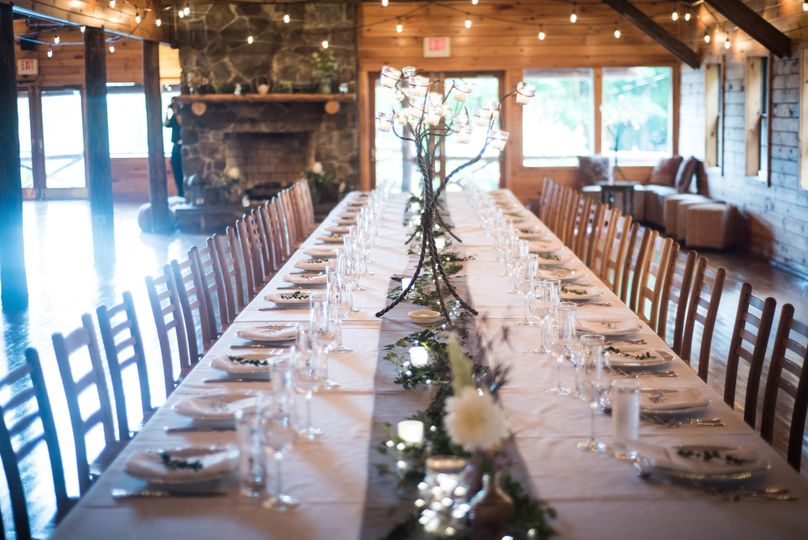 Photo by: Sarah Boisjoli, Lighting by: LNJ Lighting, Party Rentals by: Durants Party Rentals