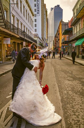 French Quarter Wedding NOLA