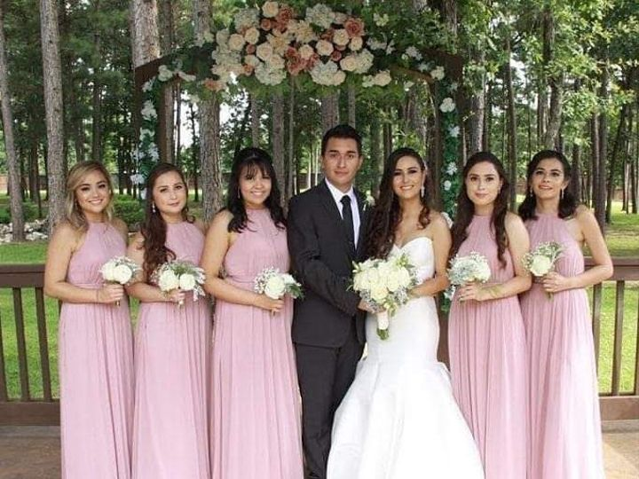Tmx Couple And Bridesmaids 51 1950211 158770323987274 Houston, TX wedding florist