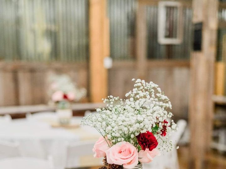 Tmx Rustic Table Pink And White 51 1950211 158750312658210 Houston, TX wedding florist