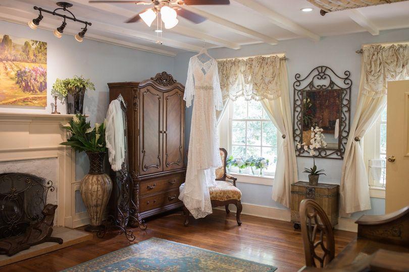 Beautiful dressing suites