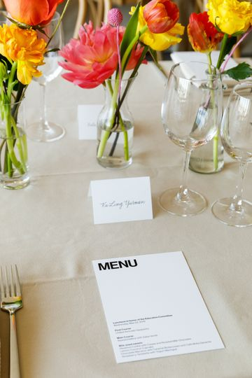 Simple and Fun Place Cards