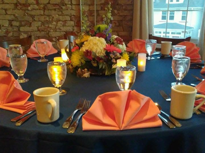 Tmx 1479500625615 Table Shot Conshohocken, Pennsylvania wedding venue