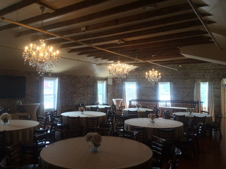 Tmx 1479507908330 Banquetroom2 Conshohocken, Pennsylvania wedding venue