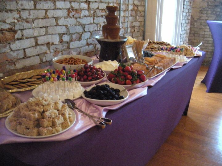 Tmx 1479508480029 Chocolate Fountain3 Conshohocken, Pennsylvania wedding venue
