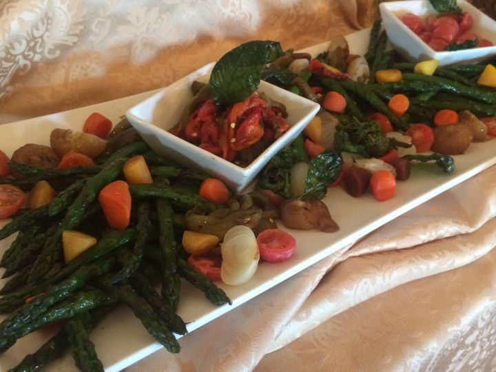 Tmx 1493753890137 Grilled Vegetables 2 Conshohocken, Pennsylvania wedding venue