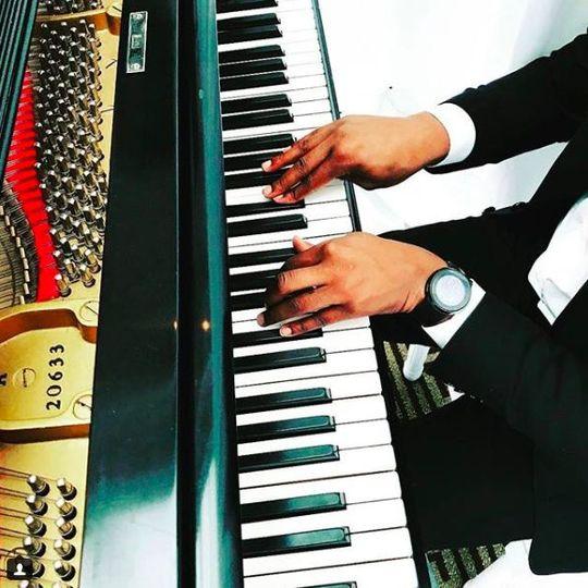 Elegant Solo Pianist