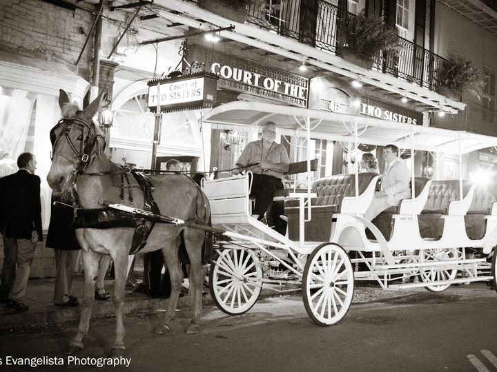 Tmx 1440524293694 Carriage New Orleans wedding venue