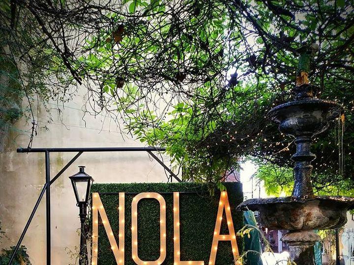 Tmx Nola Wall 51 444211 158135673027718 New Orleans wedding venue