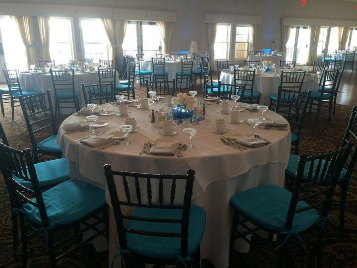 Tmx 1430927375133 Blue Lighting Marlton wedding venue