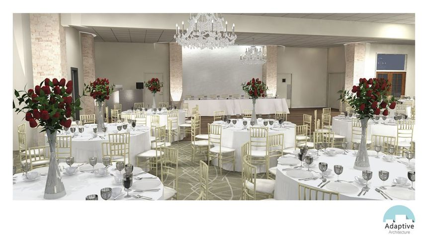 Beautiful Banquet Room
