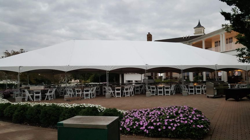 Large and spaicous tents