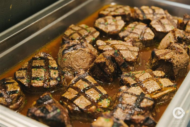 Filet of Beef with Demi Glace