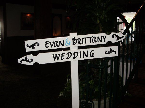 Tmx 1332294098688 Weddingsignage Newbury Park wedding florist