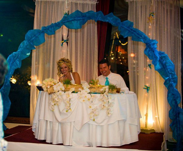 Tmx 1332294898524 EBsittingattable Newbury Park wedding florist