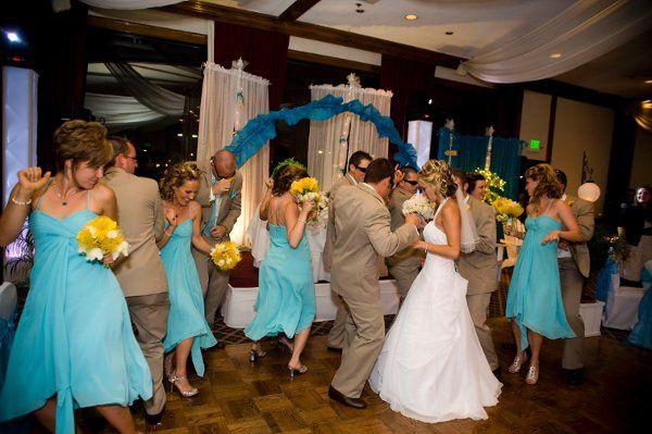 Tmx 1332294987718 Bridalpartydancing Newbury Park wedding florist