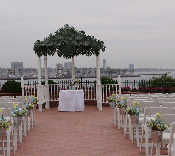 Tmx 1332295561541 Ceremonyaisle Newbury Park wedding florist