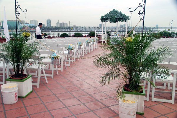 Tmx 1332295602288 2planterboxes Newbury Park wedding florist