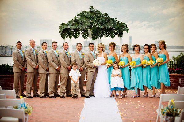 Tmx 1332296694282 EvanBrittany0305 Newbury Park wedding florist