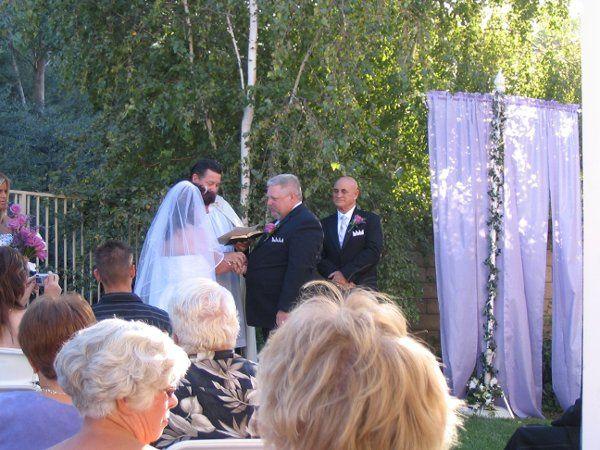 Tmx 1332359904592 TracyandPaul Newbury Park wedding florist