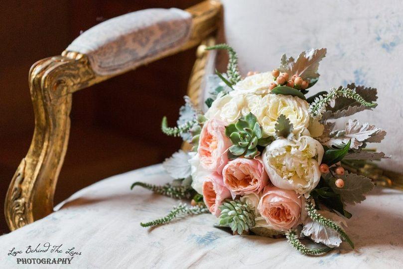 Resting Bouquet