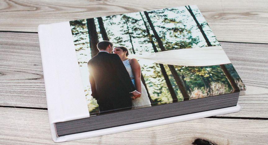 wedding album magazine cover100