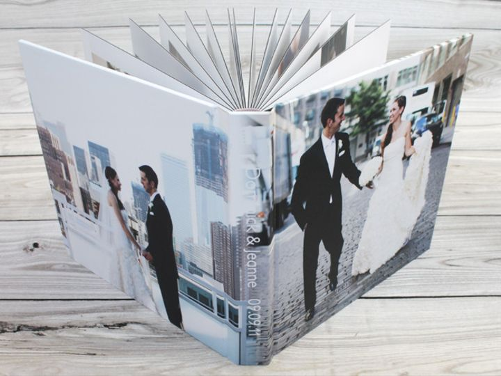 Tmx 1430498435066 Wedding Album Photo Cover1 New York, NY wedding favor