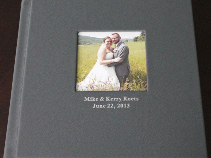 Tmx 1430498594795 Wedding Album Leather Cover1 New York, NY wedding favor