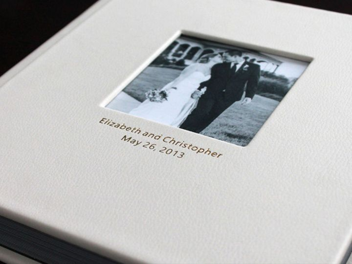 Tmx 1430498610777 Wedding Album Leather Cover7 New York, NY wedding favor
