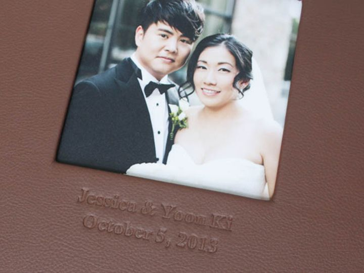 Tmx 1430498618301 Wedding Album Leather Cover10 New York, NY wedding favor