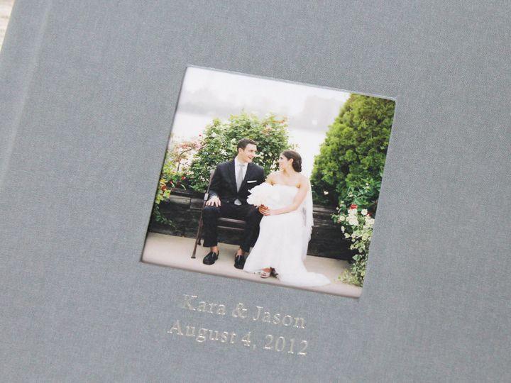 Tmx 1430514954265 Fabric Cover Wedding Album New York, NY wedding favor