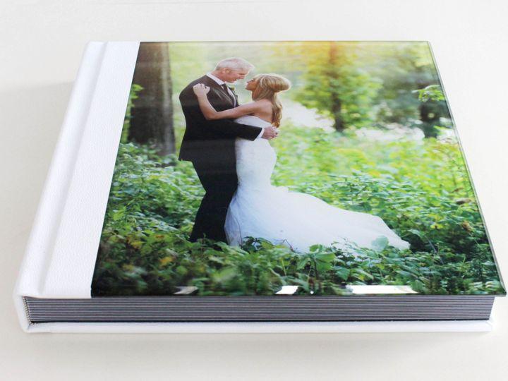 Tmx 1470952913701 Acrylic Cover Album 2n New York, NY wedding favor