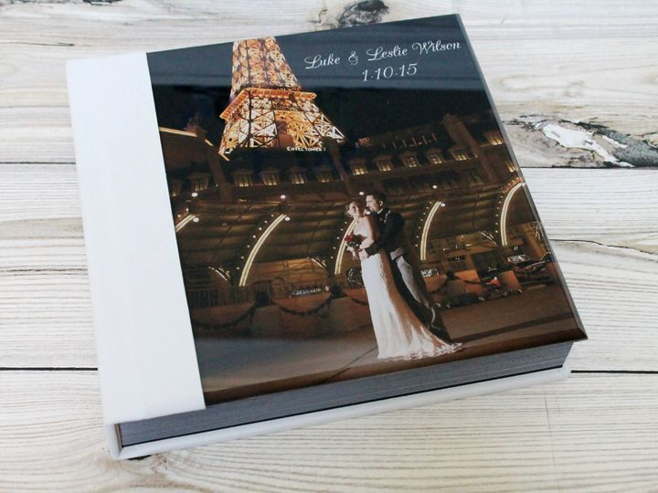 Tmx 1470952934530 Acrylic Cover Album3n New York, NY wedding favor
