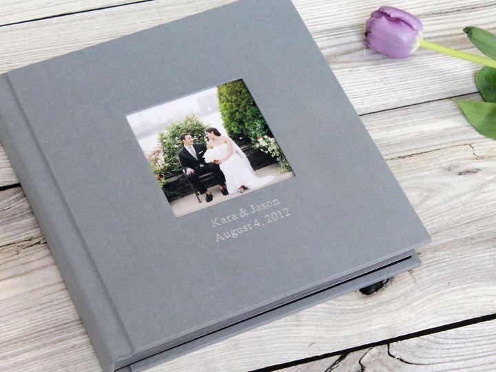 Tmx 1470952990487 Fabric Cover Album 2n New York, NY wedding favor