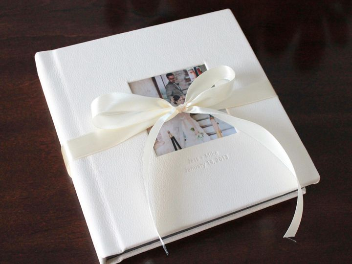 Tmx 1470953006699 Leather Cover Album 4 New York, NY wedding favor