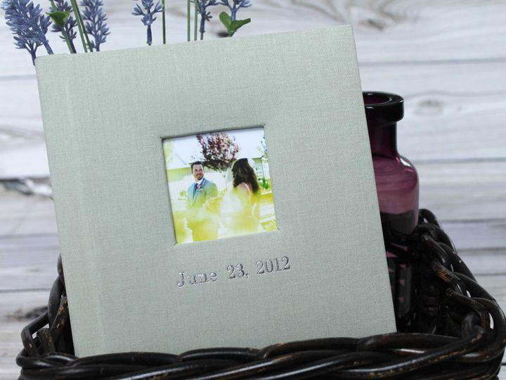 Tmx 1470953026012 Linen Cover Album 1 New York, NY wedding favor