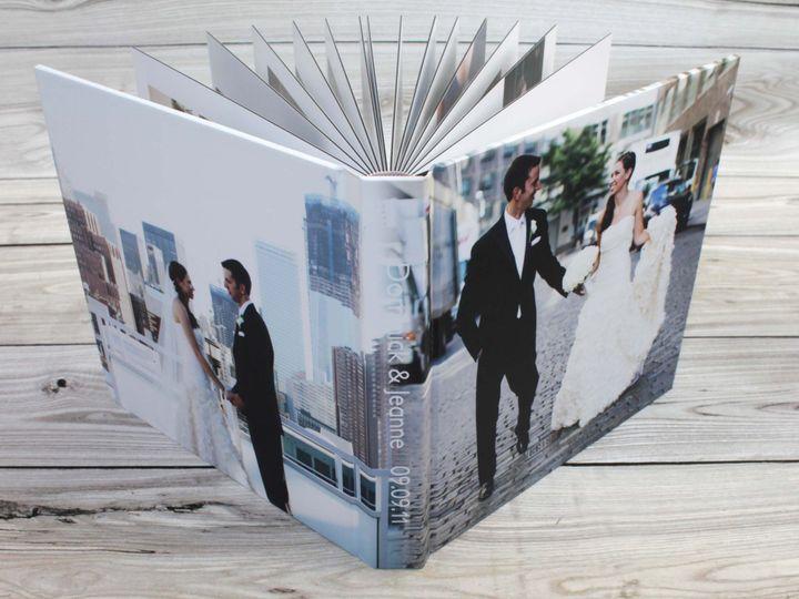 Tmx 1470953165157 Photo Wrap Cover Album 2 New York, NY wedding favor