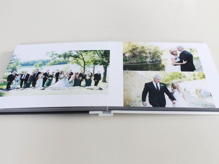 Tmx 1470953342254 Wedding Photo Album Layout 10n New York, NY wedding favor