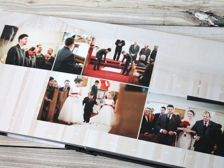 Tmx 1470953358264 Wedding Photo Album Layout 11n New York, NY wedding favor