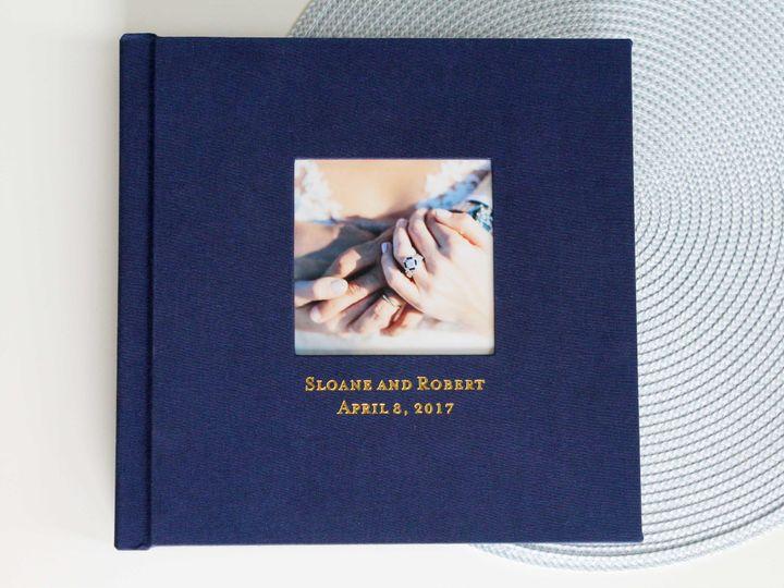 Tmx 1504125817264 Fabric Cover Album New York, NY wedding favor