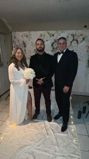 Mr. & Mrs. Rentas