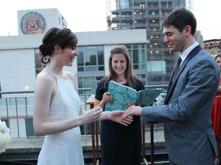 Tmx 1434390879031 Ceremony 2 Norwalk, New York wedding officiant